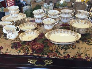 Royal Albert 50th wedding anniversary - various prices