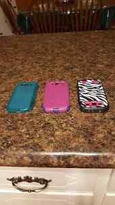 Samsung Galaxy S3 - Otterboxes & Silicone case