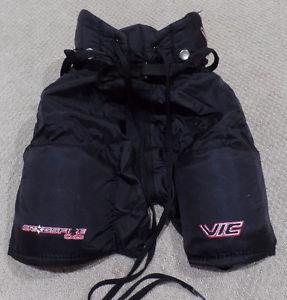 Vic – Hockey Pants – Youth Large - Black