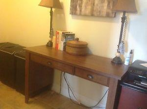 Wanted: Desk