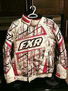 Wanted: Woman's Helix FXR Jacket