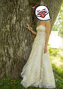 Wedding / Prom Dress ~ Tony Bowls - size 0