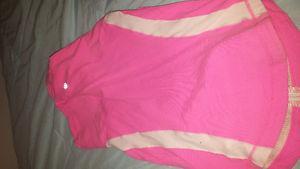 pink lulu lemon sweater