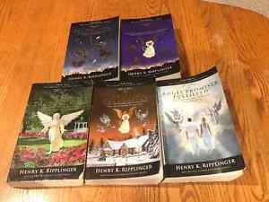 5 Book Series By Henry Rip