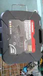 60 piece mechanic socket set new never used