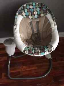 Baby Swing - Graco Sweet Snuggle LX