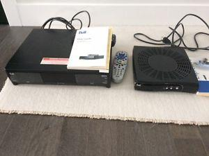 Bell  PVR and  Receiver