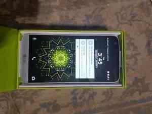 Brand new in box LG G5 32gb Phone - locked to fido