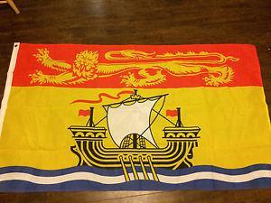 Flag of New-Brunswick