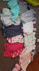 Girls 6 month summer lot