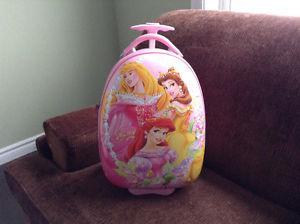 Heys Disney Princess Luggage Case
