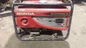 Honda EPCX Generator