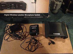 L6 Wireless Headset/ Lav Microphone