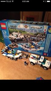 Lego City Retired Set