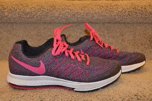 Nike Running Shoes, girl size 4.5Y