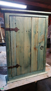 RUSTIC MULTI-PURPOSE CABINET FOR SALE (NEWLY BUILT)
