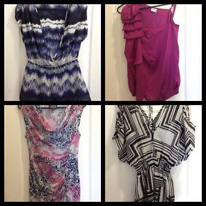 Size Small Dressy / Work Tops ~ $5 each !