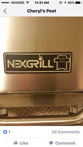 Table-top BBQ - New...Never used!