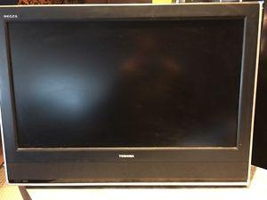 """Toshiba 26"""" Flatscreen TV"""