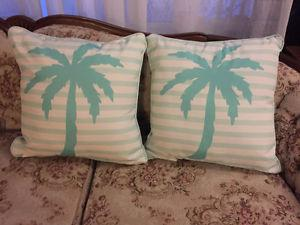 Two NEW pillows from winners !