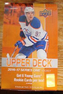 Upper Deck Hockey Series 1 Base Set -