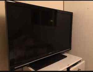 """Wanted: 42"""" Sharp Flat screen in excellent condition."""