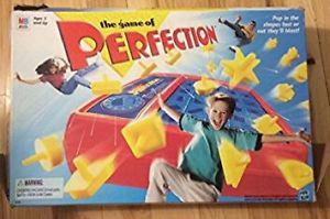 Wanted: Looking for the board game perfection!