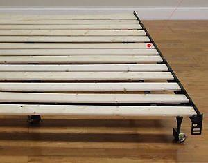 """Wanted: Looking to buy: Wood Slats for Queen Bed (60"""")"""