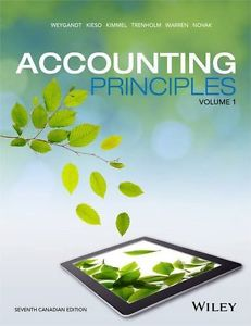 Accounting Principles, Volume 1, 7th Canadian Edition