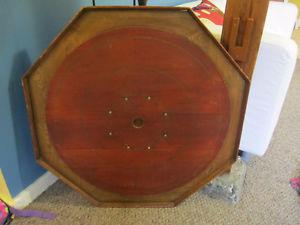 Antique Crokinole Board