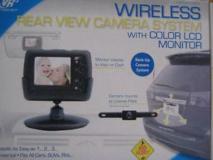 Backup Camera for your car or truck