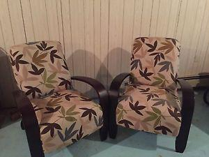 Chair set great condition
