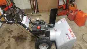 Craftsman 10hp blower