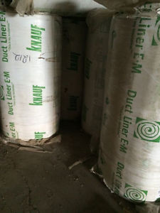 Duct Liner and Insulation panels