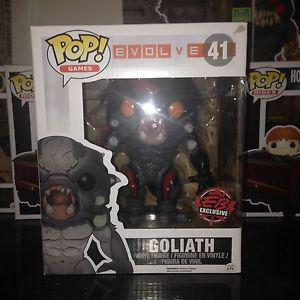 EB Games Exclusive Goliath Pop Vinyl Figure