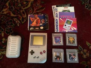 Game Boy: Vintage!