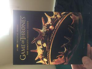 Game of thrones full box set new