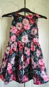 Girls Flowered Dress beautiful for Easter