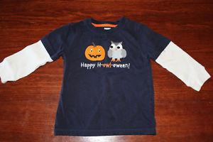 Gymboree 24 months long sleeve Halloween shirt $3
