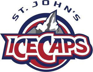Ice Caps vs Hartford Wolf Pack (January 13 and 14 available)