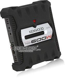 Kenwood 600 watt amp for car