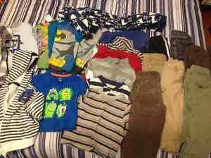 LARGE LOT Boys Size 2 Clothing