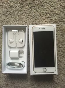 Locked iPhone 6 16GB - silver