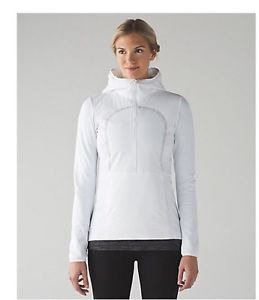 Lululemon Run For Cold Pullover size 4