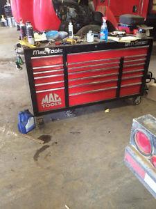Mac Tech series tool box