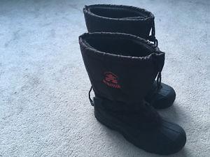 Men's Winter Boots, Like New !!!