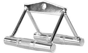 Northern Lights Deluxe Chrome Chinning Triangle CADCTC