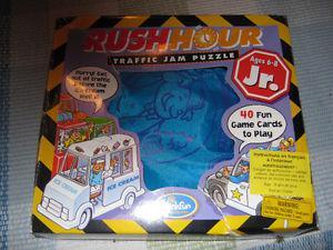 Rush hour junior (logic game)