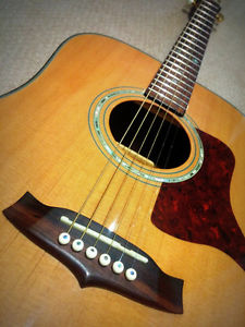 Tanglewood TW15 DLX Acoustic Guitar