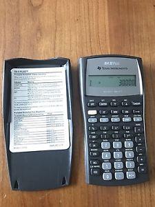 Texas Instruments BA II Plus Scientific Calculator